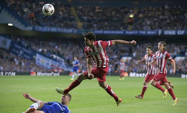 بالفيديو.. هدف التقدم لأتلتيكو مدريد أمام تشيلسي في دوري الأبطال