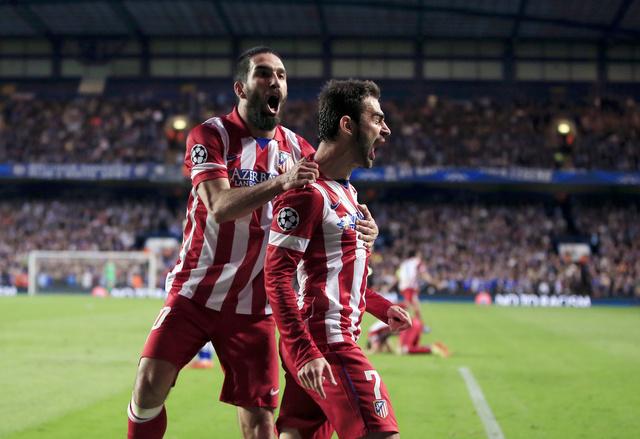 بالفيديو.. شاهد الهدف الثالث لأتلتيكو مدريد في دوري الأبطال أمام تشيلسي