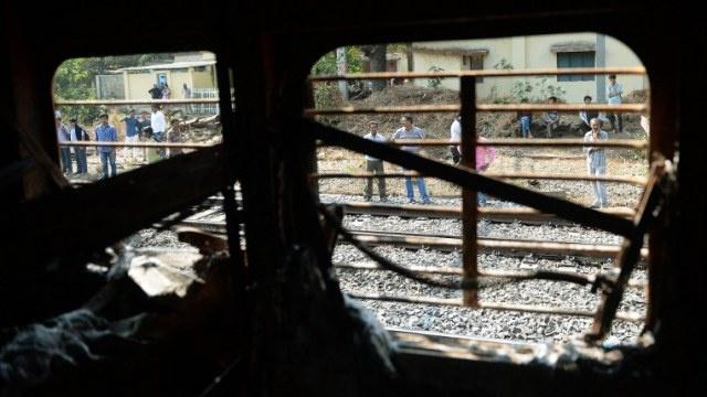 إصابة 10 أشخاص في انفجار بمحطة قطار جنوب الهند