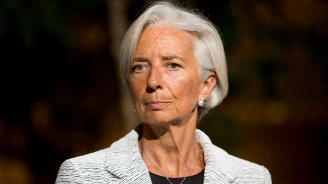 لاغارد: برنامج صندوق النقد الدولي لمساعدة أوكرانيا سيواجه مخاطر