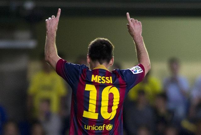 برشلونة يريد نصيبه من دخل ميسي من الإعلانات ولا خلاف على جعل البرغوث أغلى لاعب في التاريخ