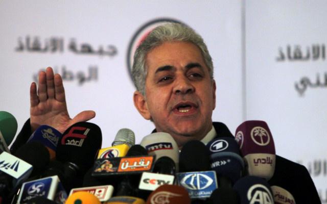 لجنة الانتخابات الرئاسية المصرية: صباحي خالف ضوابط الدعاية