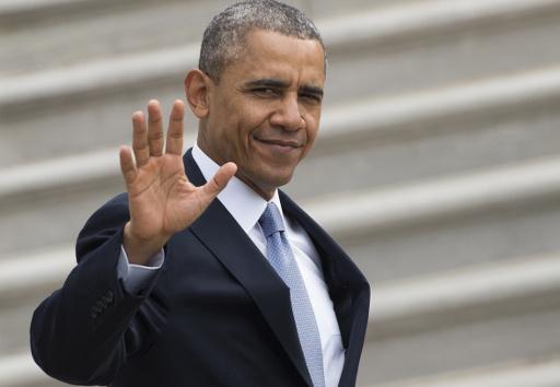 اوباما يهنئ العراقيين باجراء الانتخابات التشريعية