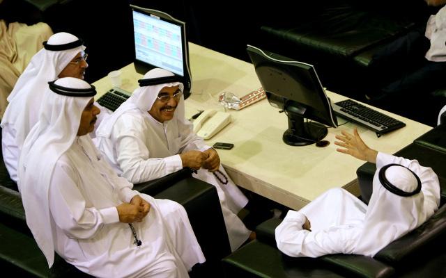 صعود أسواق الأسهم في منطقة الخليج