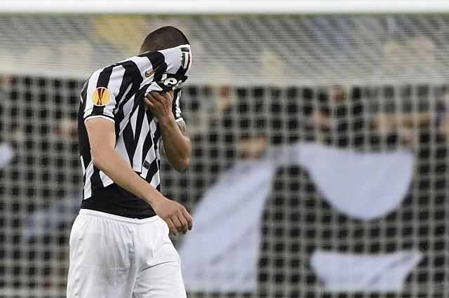يوفنتوس يفشل أمام شباك بنفيكا القاسية والأخير يستعد لملاقاة إشبيلية في نهائي الدوري الأوروبي