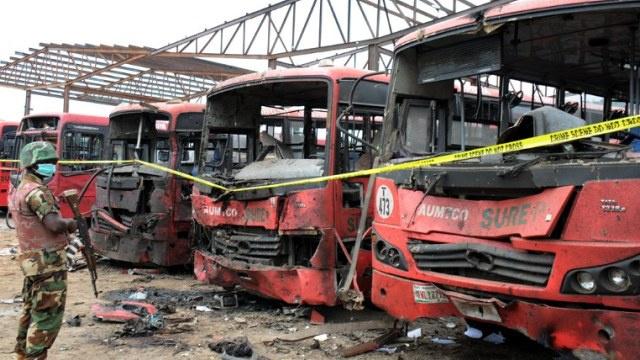 ارتفاع حصيلة ضحايا انفجار نيجيريا إلى 19 شخصا