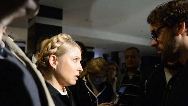 تيموشينكو تؤيد الحد من صلاحيات الرئيس في أوكرانيا