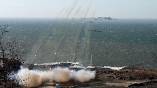 وكالة: كوريا الشمالية أجرت تجربة على محركات للصواريخ البالستية