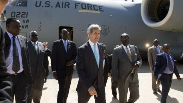 كيري: رئيس جنوب السودان ملتزم باتخاذ قرارات لإنهاء القتال