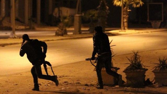 مقتل 9 جنود ليبيين بهجوم مسلحين على مديرية أمن بنغازي