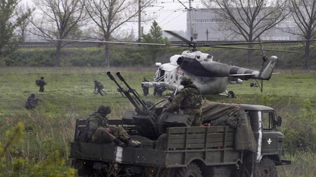 مصادر طبية: سقوط العشرات بين قتيل وجريح في اقتحام الجيش الأوكراني لمدينة كراماتورسك