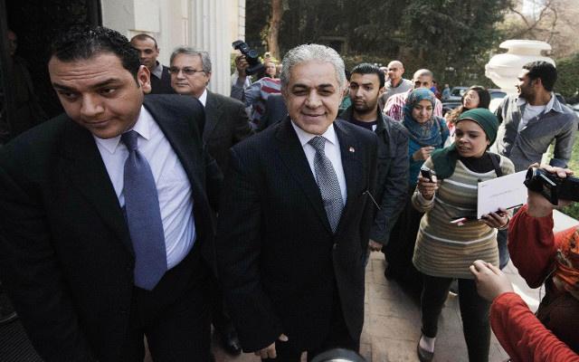 لجنة الانتخابات الرئاسية المصرية تعلن السيسي وصباحي مرشحين رسميين