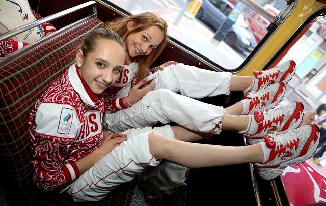 بطلة الجمباز الفني الأولمبية الروسية فيكتوريا كوموفا تغيب عن بطولة أوروبا القادمة في بلغاريا