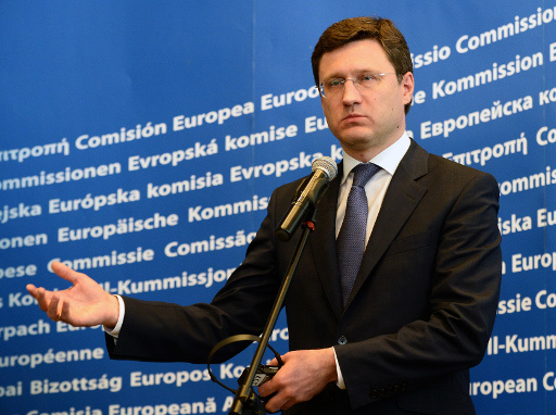 وزير الطاقة الروسي: أوكرانيا أكدت سريان مفعول عقد عام 2009 لتوريد الغاز