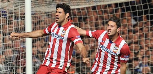 أتلتيكو مدريد يوافق على انضمام كوستا إلى تشيلسي مقابل 35 مليون جنيه استرليني