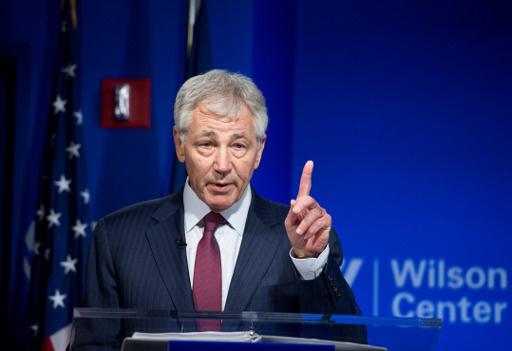 هاغل يؤكد ضرورة زيادة نفقات الناتو العسكرية بسبب أوكرانيا