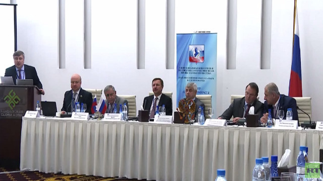 المؤتمر الثامن للجاليات الروسية في الشرق الأوسط