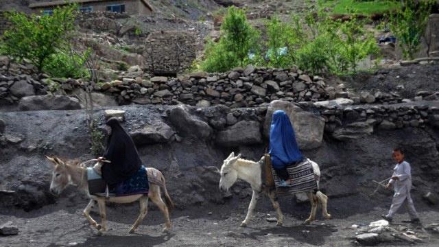 ارتفاع حصيلة ضحايا الانزلاق الأرضي في أفغانستان إلى 2100