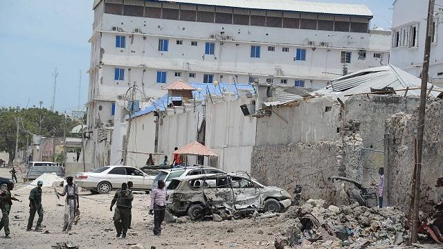 مقتل 7 أشخاص على الأقل جراء انفجار بالعاصمة الصومالية مقديشو