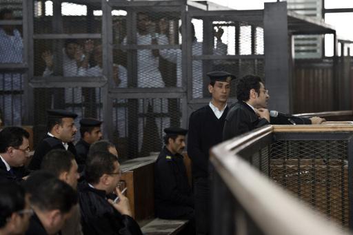 مصر.. الحكم على 104 من عناصر الإخوان المسلمين بالسجن