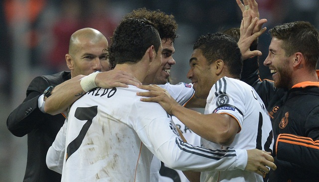 60 % من جماهير ريال مدريد يتوقعون فوزه بدوري الأبطال