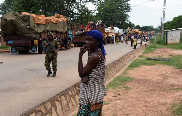 مقتل 20 شخصا شمال إفريقيا الوسطى