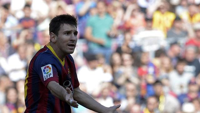 برشلونة يسقط أمام خيتافي 2 - 2 ويفقد أمل التتويج بالليغا الإسبانية