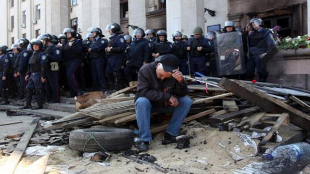 بان كي مون يدعو إلى فتح تحقيق فوري في أحداث أوديسا بأوكرانيا