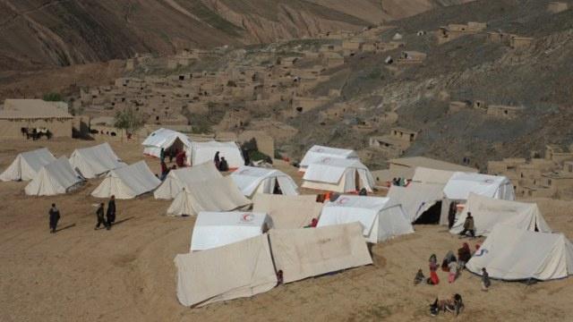 أفغانستان تعلن الحداد الوطني على ضحايا الانزلاق الأرضي