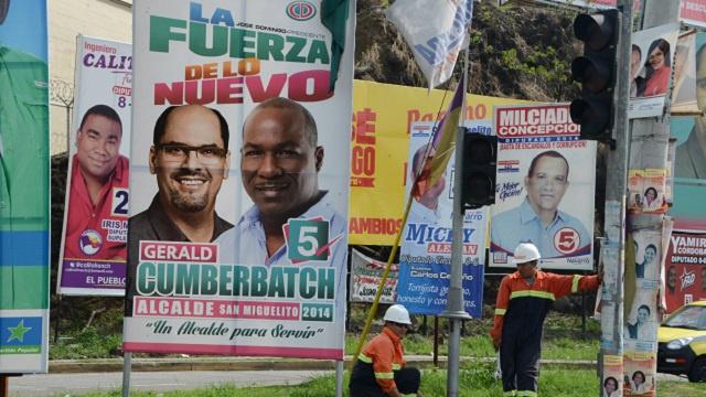 التنافس على أشده بالانتخابات الرئاسية في بنما