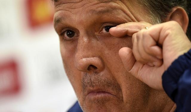 مدرب برشلونة تاتا يتلقى الضربة القاضية ويودع البلوغرانا في نهاية الموسم