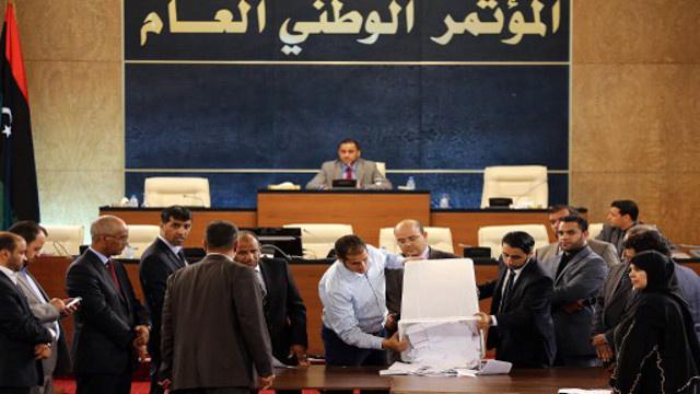 المؤتمر الوطني الليبي العام يعين أحمد عمر امعيتيق رئيسا للحكومة