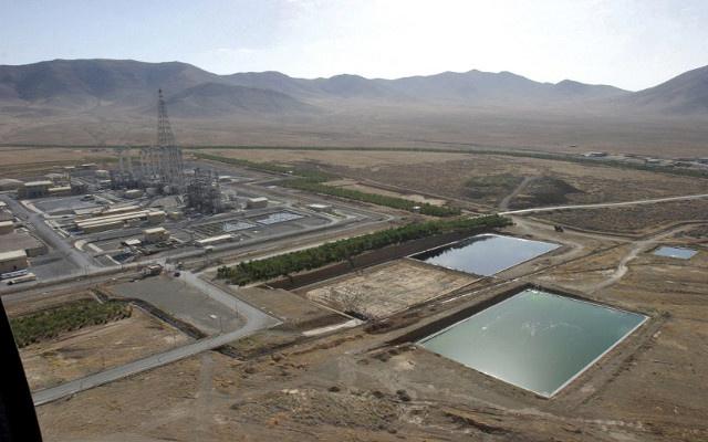 إيران قدمت تقريرا عن أجهزة تفجير لوكالة الطاقة الذرية