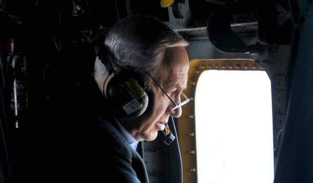 لجنة حكومية توصي نتانياهو باستخدام طائرة مجهزة بمعدات مضادة للصواريخ وتقنيات اتصال آمنة
