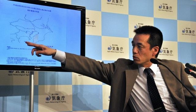زلزال بقوة 6,2 درجة يضرب شرق اليابان