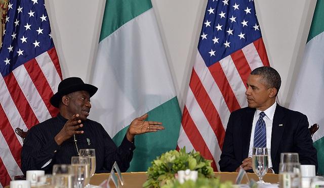 الرئيس النيجيري يطلب من أوباما التدخل لتحرير الفتيات المختطفات من قبل جماعة بوكوحرام