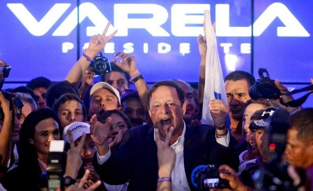 بنما.. تقدم المعارض كارلوس فاريلا في انتخابات الرئاسة