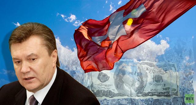سويسرا تجمد أصولا ليانوكوفيتش بقيمة 193 مليون دولار