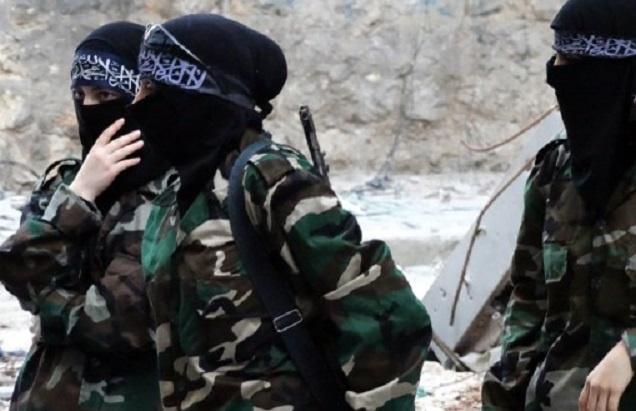 القبض على أم استرالية بتهمة دعم الارهاب في سورية