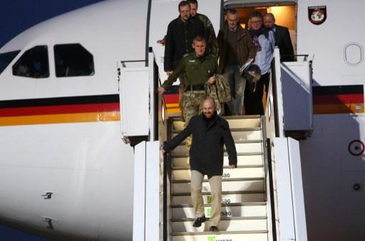 صحيفة ألمانية: المراقبون العسكريون الألمان في اوكرانيا تلقوا الأوامر من الاستخبارات الألمانية