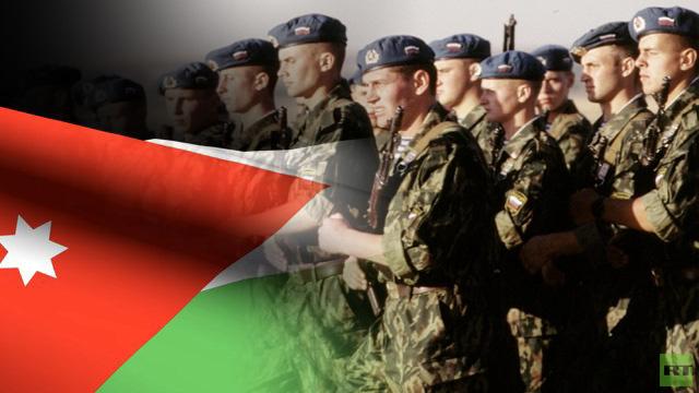 مظليون روس يتبادلون الخبرات مع زملائهم الأردنيين