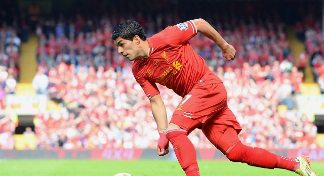 نجم ليفربول سواريز يتوج بجائزة رابطة النقاد الإنكليزية لأحسن لاعب بالموسم