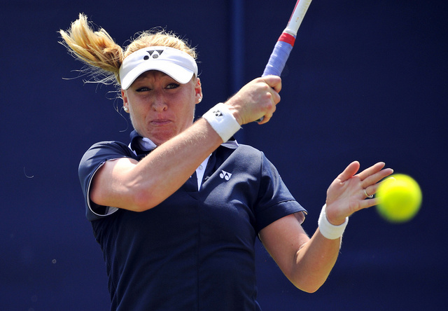 رحيل إيلينا بالتاتشا أفضل لاعبة تنس بريطانية سابقا بالسرطان