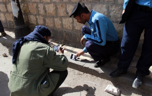 اغتيال ضابط على يد مسلحين في صنعاء