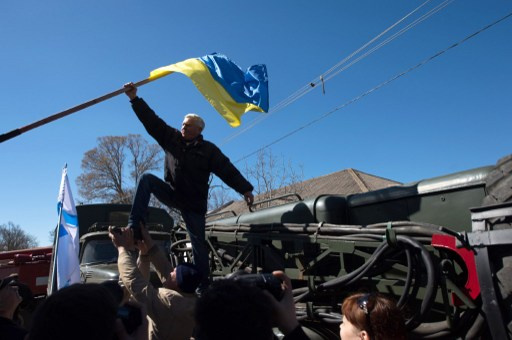 بان كي مون مستعد للتوسط في حل الأزمة الاوكرانية