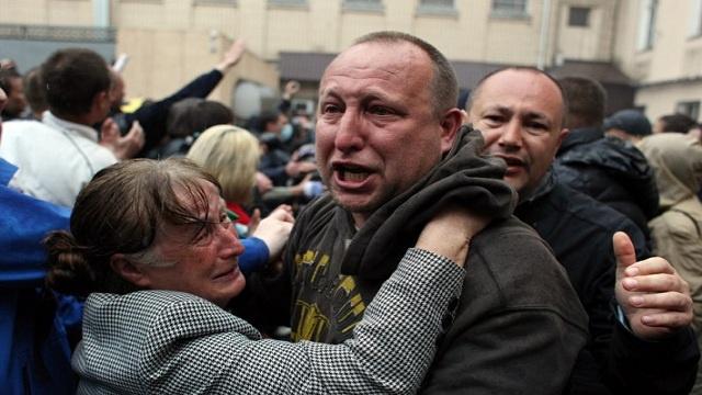 لوغانسك تطالب سلطات كييف بالتحقيق في أحداث أوديسا