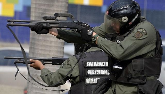 اتهامات لكاراكاس بارتكاب