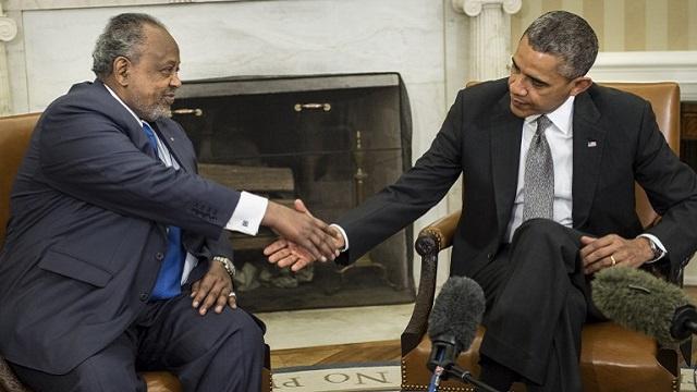 واشنطن تمدد إيجارها للقاعدة العسكرية في جيبوتي لأمد طويل