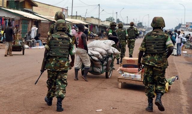 إرتفاع حصيلة ضحايا الهجمات بإفريقيا الوسطى إلى 75 قتيلا