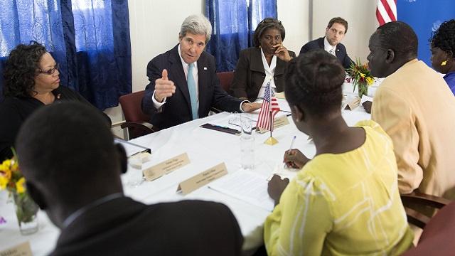 واشنطن تهدد جنوب السودان بعقوبات في حال عدم التوصل لاتفاق بين طرفي النزاع